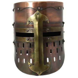 Handmade Collectable Medieval Knight Armor Helmet