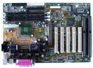 MOTHERBOARD MS 6167 VER.1, 2X ISA, 5X PCI, 1X AGP SLOTS: Computers & Accessories