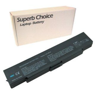 SONY VAIO PCG 7T1L Series VGN FE855E VGN FS950 Series VGN FE670G Laptop Battery   Premium Superb Choice� 6 cell Li ion battery Computers & Accessories