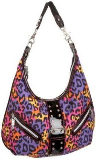 Betseyville Troop Betsey Hills Hobo,Pink,one size: Shoes