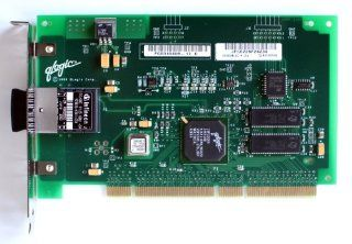 Qlogic FC0310406 17 C Fiber Channel Host Adapter, PCI X, QLA2200F/66: Computers & Accessories