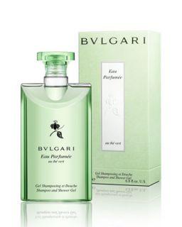 Eau Parfumee au the Vert Bath & Shower Gel   Bvlgari