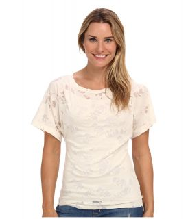 Merrell Fiona Top Womens T Shirt (Beige)