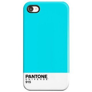 Case Scenario PA IPH4 915 PANTONE UNIVERSE iPHONE 4/4S IMD COVER   SEAFOAM   Carrying Case   Retail Packaging   sky blue: Cell Phones & Accessories