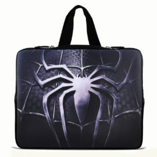 "SpiderMan 9.7"" 10"" 10.1"" 10.2"" inch Laptop Netbook Tablet Case Sleeve Carrying bag with Hide Handle For iPad 2 3/Asus EeePC 10 transformer/Acer Aspire one/Dell inspiron mini/Samsung N145/Toshiba/Kindle DX/Lenovo S205/HP Touchpad Mini 21"