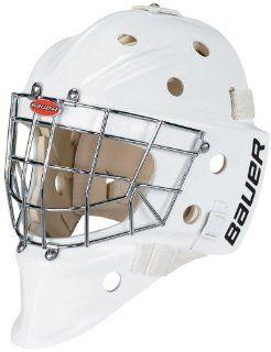 Bauer 960 Profile Pro Senior Goalie Helmet (2011) : Field Hockey Goaltenders Helmets : Sports & Outdoors