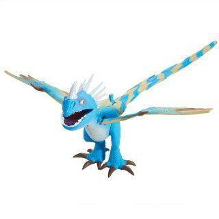 DreamWorks Dragons Defenders of Berk   Action Dragon Figure   Stormfly Deadly Nader: Toys & Games