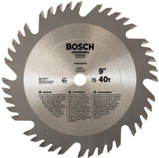 """Bosch PRO940COMBB 9"""" 40T 5/8 TRI COMB Circular Saw Blade"""