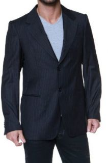 Emporio Armani Jacket Blazer Sack Coat DAVIDE, Color: Anthracite at  Men�s Clothing store