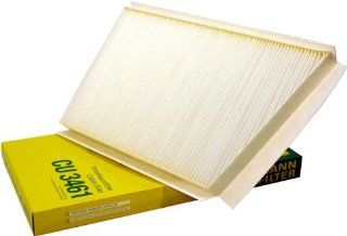 Mann Filter CU 3461 Cabin Filter for select  Mercedes Benz models: Automotive