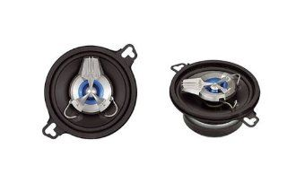 Clarion SRG920C 3.5 Inch 2 Way Coaxial Speaker System : Vehicle Speakers : Car Electronics