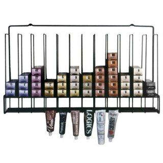 Salon Hair Color Tube Storage Rack: Health & Personal Care