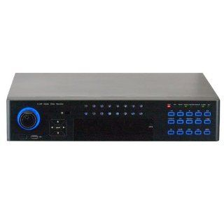 High End 32 Channel H.264 960h Realtime DVR with Hdmi & Vga. 960�480 & 30fps Recording. D1mode/960hmode:30fps Playback. Iphone, Android Viewing. New Color Graphical Menu. Network Live, Backup, Playback, Usb2.0 Backup, PTZ Control  Complete