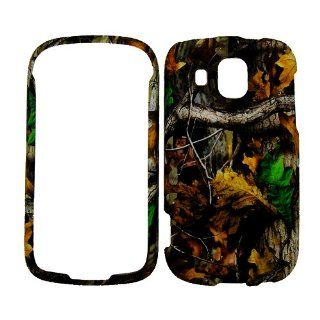 SAMSUNG TRANSFORM ULTRA SPH M930 MOSSY OAK CAMO CAMOUFLAGE TREE RUBBERIZED COVER HARD PROTECTOR CASE SNAP ON PERFECT FIT: Cell Phones & Accessories
