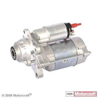 Motorcraft SA 965 Starter Motor Assembly: Automotive