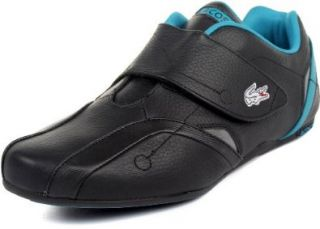 Lacoste   Mens Protect Lsp Shoes In Black/Dk Turquoise Shoes