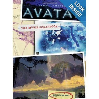 James Cameron's Avatar: The Movie Scrapbook: Maria Wilhelm, Dirk Mathison: 9780061801242:  Children's Books