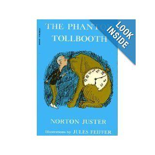 Phantom Tollbooth Norton Juster 9780590409179 Books