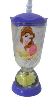 Disney Princess Belle sipping cup bottle with flex straw  Sippy Cups  Baby