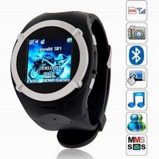 Watch Cell Phone Mobile Unlocked Camera  AT&T MQ998B IGN Beauty