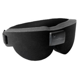 Sound Oasis Sleep Therapy Mask   Black