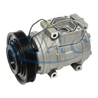 Universal Air Conditioning CO22001C New A/C Compressor with Clutch: Automotive