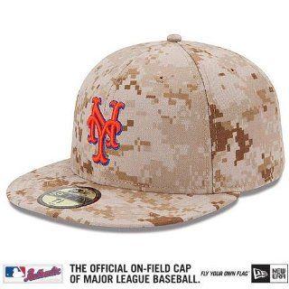 New Era New York Mets MLB 2013 Memorial Day Stars & Stripes 59FIFTY Cap  Sports Fan Baseball Caps  Sports & Outdoors
