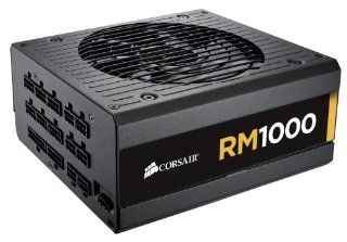 Corsair RM Series 1000 Watt ATX/EPS 80PLUS Gold Certified Power Supply   CP 9020062 NA RM1000: Computers & Accessories