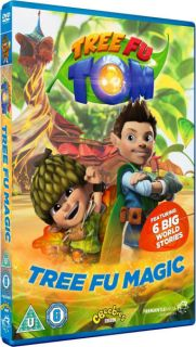 Tree Fu Tom: Tree Fu Magic      DVD