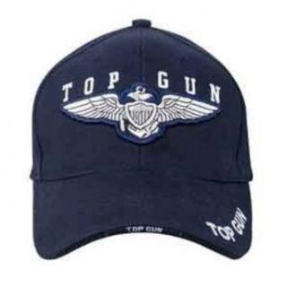 9435 Top Gun Low Profile Insignia Cap (adj) Clothing