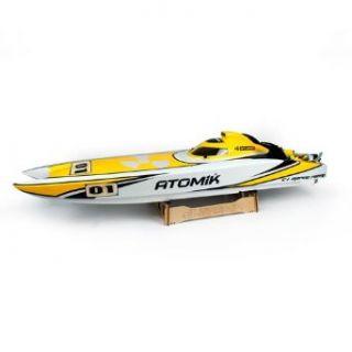 Atomik ARC 58in RTR Brushless RC Boat Toys & Games