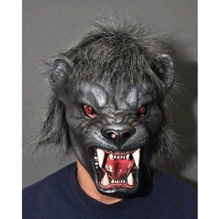 Black Panther Moving Mouth Mask: Toys & Games