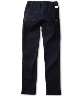 Chloe Kids Stretch Raw Denim Pants (Little Kids/Big Kids)