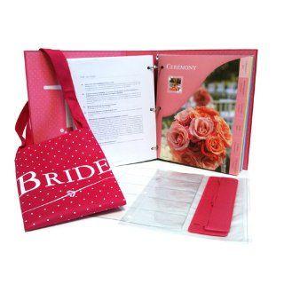 Wedding Planner Organizer Binder On PopScreen