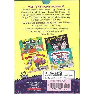 Dumb Bunnies Collection Dav Pilkey 9780439756662 Books