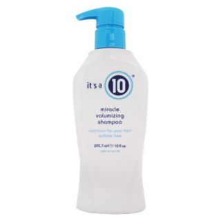 Its a 10 Miracle Volume Shampoo   10 fl oz