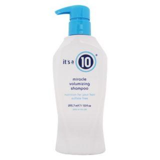 Its a 10 Miracle Volume Shampoo   10 fl oz