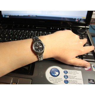 "Citizen Women's EW3140 51E ""Eco Drive"" Stainless Steel Sport Watch: Citizen: Watches"