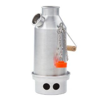 Camp Stove by Kelly Kettle. This Small Aluminum Trekker Cook Stove, is the perfect Camp Stove for Cooking, Hiking, Camping, Kayaking, Fishing, and Hunting. The very light and versatile Kelly Kettle Camp Stove is also ideal for Emergency Preparedness Kits,