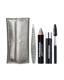 Mini Brow Kit   Tweezerman