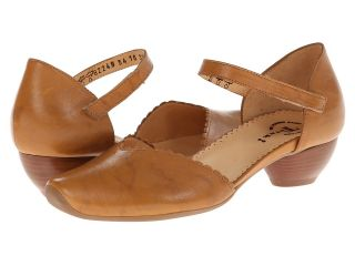 Think! Aida Damen   82249 Womens 1 2 inch heel Shoes (Tan)
