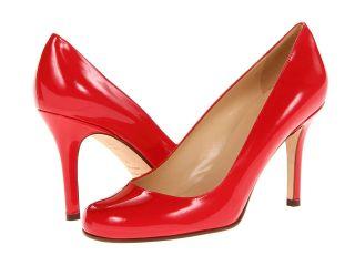 Kate Spade New York Karolina Womens Slip on Dress Shoes (Red)