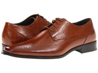 Stacy Adams Atwell Mens Plain Toe Shoes (Brown)