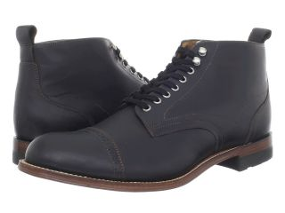 Stacy Adams Madison Boot Mens Dress Flat Shoes (Black)
