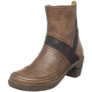Groundhog Women's Mansfield Ankle Boot,Hazel/Dk Brown,41 M EU/10 B(M) US Shoes