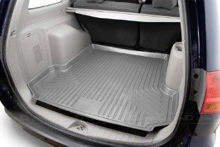 Husky WeatherBeater 2011 2013 Toyota Sienna Cargo Liner   Fits in well Area Behind 3rd Row Seats   Will NOT Fit Models with Power Fold 3rd Row Seats   GREY: Automotive