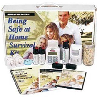 The SafefamilylifeTM Being Safe At Home Survival Kit   Advanced System   Home And Garden Products