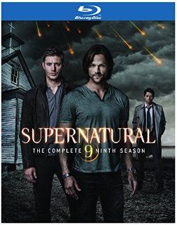 Supernatural: Season 9 [Blu ray]: Jared Padalecki, Jensen Ackles, Misha Collins, Jeremy Carver, Robert Singer, Phil Sgriccia, McG McG, Adam Glass: Movies & TV