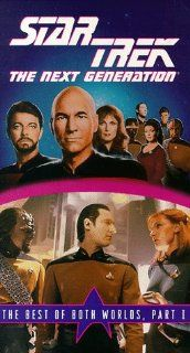 Star Trek   The Next Generation, Episodes 74 & 75: The Best of Both Worlds, Parts I & 2 (Gift Set) [VHS]: LeVar Burton, Gates McFadden, Gabrielle Beaumont, Robert Becker, Cliff Bole, Timothy Bond, David Carson, Chip Chalmers, Richard Compton, Rober