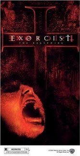 Exorcist: The Beginning [VHS]: Stellan Skarsg�rd, Gabriel Mann, Billy Crawford, Izabella Scorupco, James D'Arcy, Remy Sweeney, Julian Wadham, Andrew French, Ralph Brown, Ben Cross, David Bradley, Alan Ford, Renny Harlin, David C. Robinson, Guy McElwain